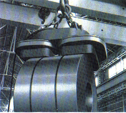 MW16 Series Lifting Magnet for Coils