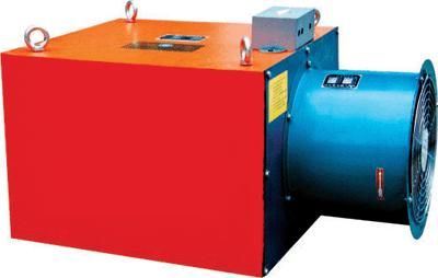 RCDA FAN COOLING TYPE ELECTROMAGNETIC SEPARATOR