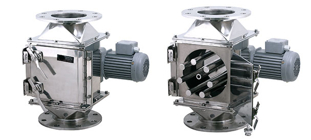 Rotary Grate Electromagnetic Separator