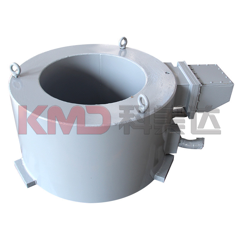 Electromagnetic Stirrer for alloy steel