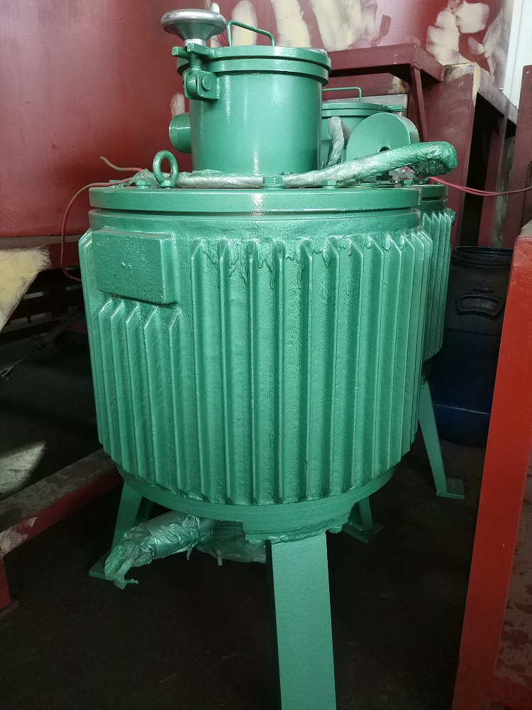 Chamber Type Magnetic Separator for raw ceramic materials