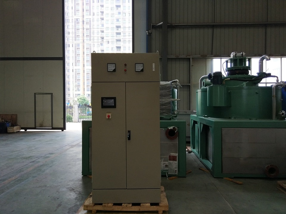 QLSYG Series Fully-Automatic Wet-Type Electromagnetic Separator
