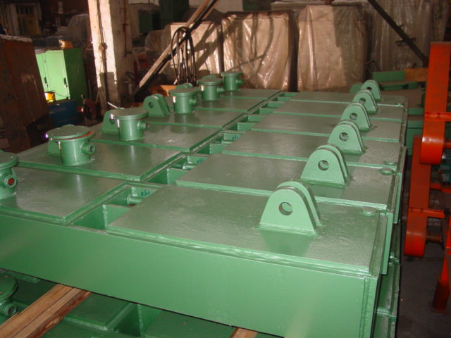 MW84-35 Series Lifting Magnet for Steel Plate