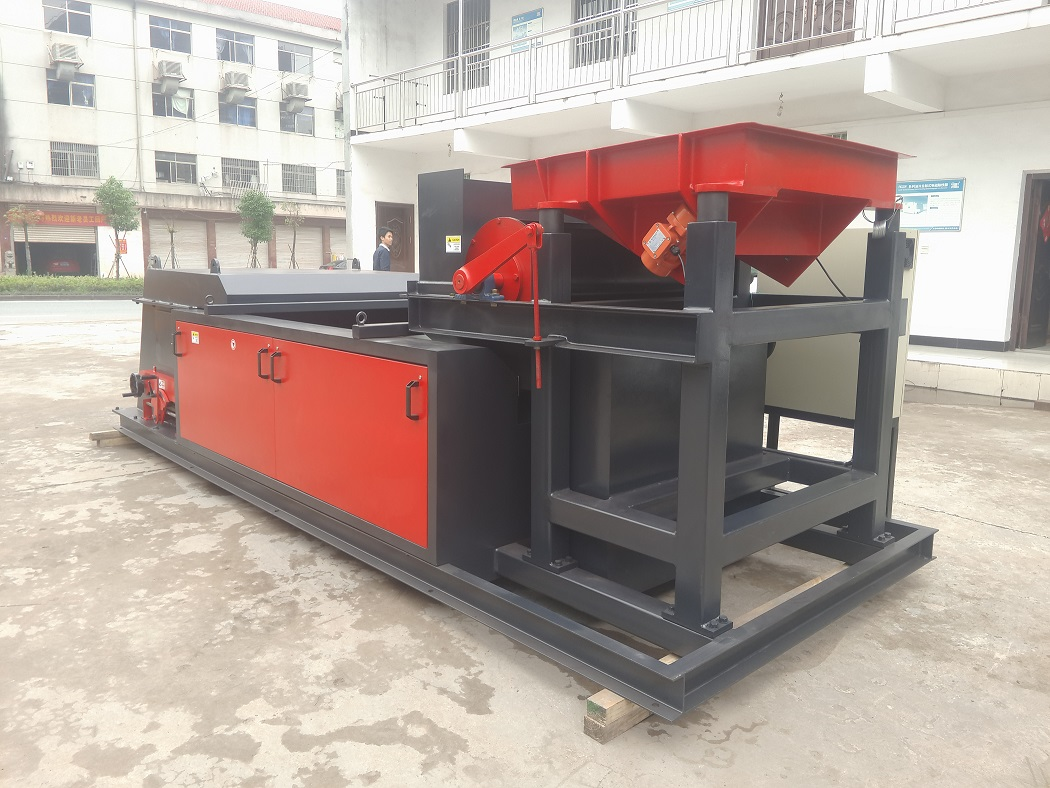 Eddy Current separator for Non Ferrous Metal Separating