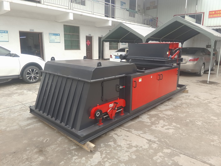 Concentric Pole Eddy Current Separator for Aluminum and Iron