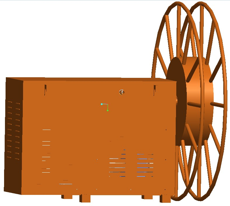 Signal Cable Reel(Conductive  Slipring)