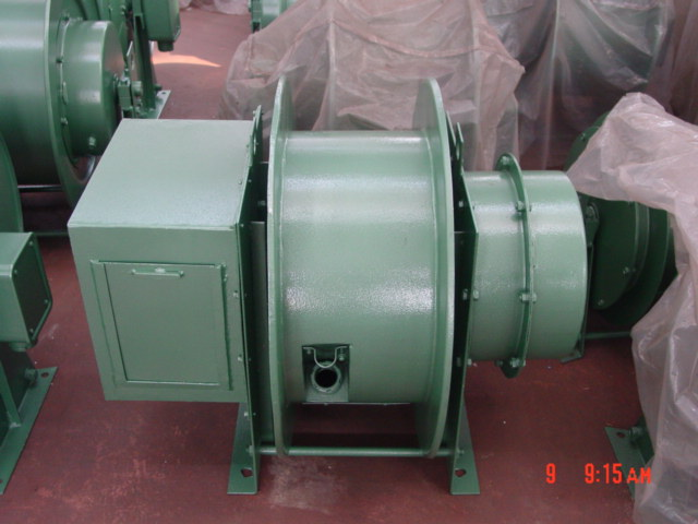 Slipring External-installed Type Cable Reel