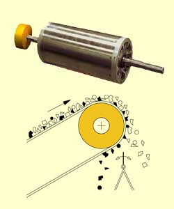 MG2 Electro-magnetic Pulley